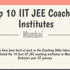 Top 10 IIT JEE Coaching Institutes in Mumbai